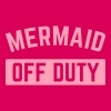 Mermaid Off Duty  - Women's Premium Tank Top