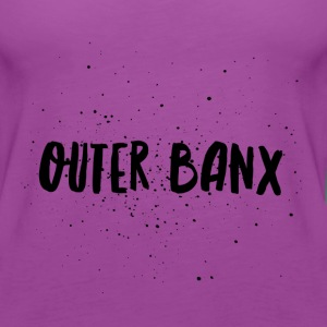 Outer Banx - Women's Premium Tank Top