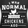 Three Chickens Ago - Women's Roll Cuff T-Shirt