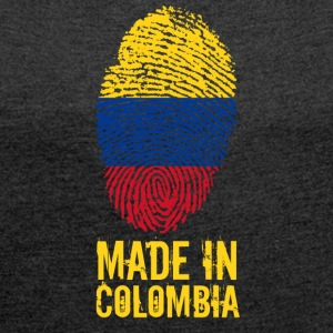 Made in Colombia - Women's Roll Cuff T-Shirt