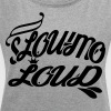 Women's Slow-mo Loud Premium T-shirt - Women's Roll Cuff T-Shirt