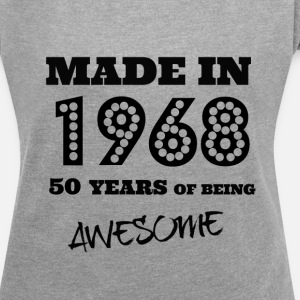 Made in 1968 50th bday