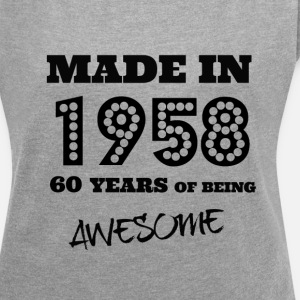 Made in 1958 - 60th bday