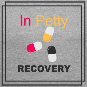 In Petty Recovery - Women's Roll Cuff T-Shirt