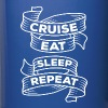 Cruise Eat Sleep Repeat Cruising T-shirt - Full Color Mug