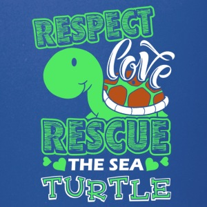 Sea Turtle Shirt - Full Color Mug