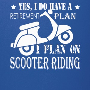 SCOOTER RIDING TEE SHIRT - Full Color Mug