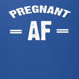 Pregnant AF T-shirt - Full Color Mug
