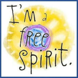 free spirit - Full Color Mug