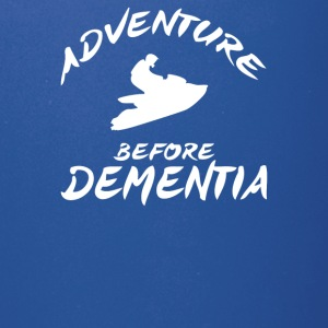 Adventure Before Dementia Jet Ski - Full Color Mug