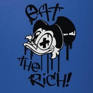 Eat the rich - Full Color Mug