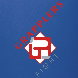 Dynamic 001 grapplersfight LOGO Front - Full Color Mug