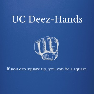 UC Deez-Hands Square Up! - Full Color Mug