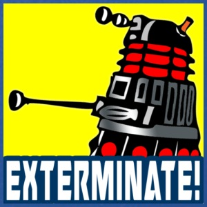 Dalek - Full Color Mug