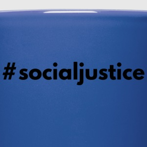 #socialjustice - Full Color Mug