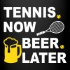 Tennis Now Beer Later - Full Color Mug