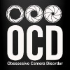 ocd photographer funny - Full Color Mug
