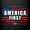 America First - President Donald Trump - Patriot - Full Color Mug