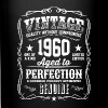 Vintage 1960 Aged to Perfection - Full Color Mug