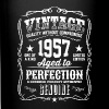 Vintage 1957 Aged to Perfection - Full Color Mug
