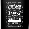 Premium Vintage 1967 Aged To Perfection - Full Color Mug