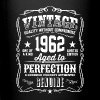 Vintage 1962 Aged to Perfection - Full Color Mug