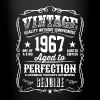 Vintage 1967 Aged to Perfection - Full Color Mug