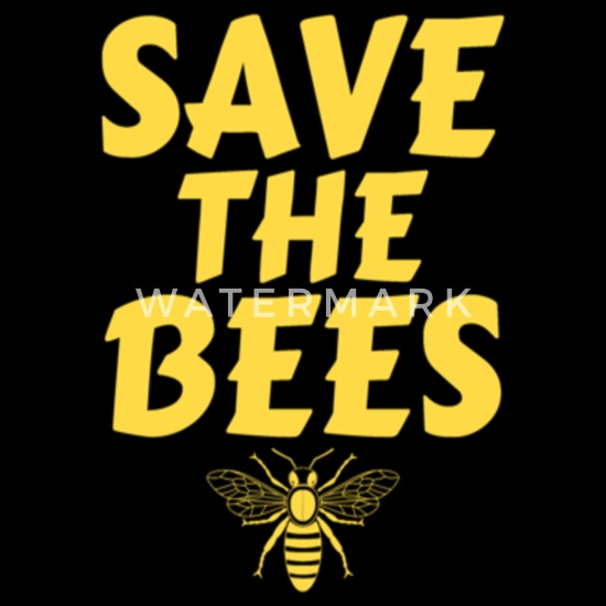 Save The Bees |Environment|Climate Change|Earth Full Color