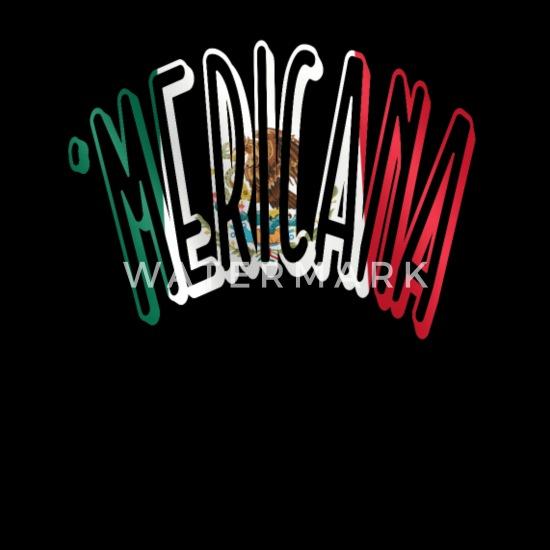 Mericana Mexican Flag Design For Spanish Full Color Mug