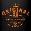 Original 26 years aged to perfection - RAHMENLOS birthday gift - Full Color Mug