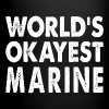 World's Okayest Marine - Full Color Mug
