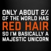 Red Hair Funny Quote - Full Color Mug