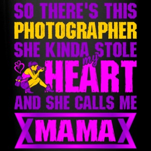 This Photographer Stole My Heart Call Me Mama - Full Color Mug
