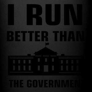 Run better than the Government - Full Color Mug