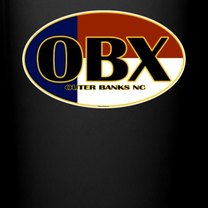OBX Outer Banks North Carolina Flag - Full Color Mug