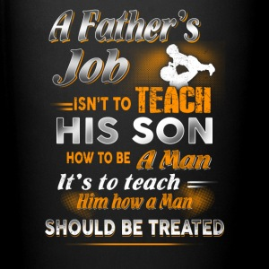 A Father s Job Farmer T Shirts - Full Color Mug