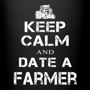 Date a Farmer T Shirts - Full Color Mug