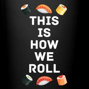 Sushi Roll Unique Gift Idea Funny T-shirt