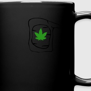 LEAF FACE - Full Color Mug