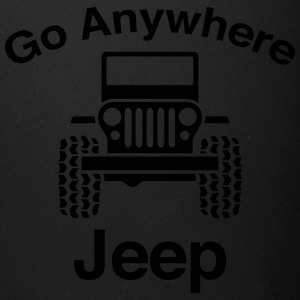 Jeep Go Anywhere - Full Color Mug