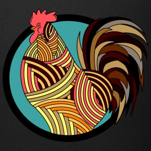 Colorful Rooster - Full Color Mug