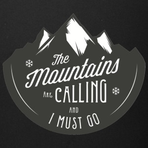 MOUNTAINS ARE CALLING - Full Color Mug