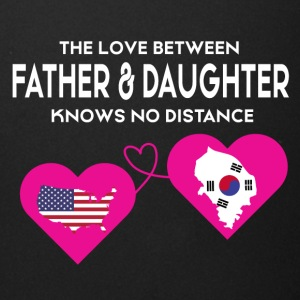 The Love Between Father And Daughter T Shirt - Full Color Mug