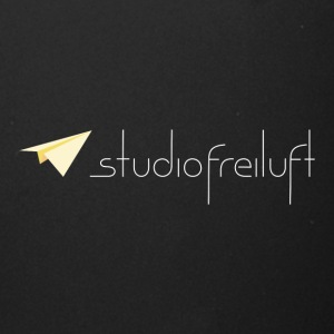 studiofreiluft logo eco shirt design - Full Color Mug