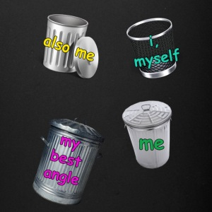 I'm Trash... - Full Color Mug
