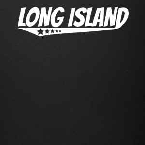 Long Island Retro Comic Book Style Logo - Full Color Mug