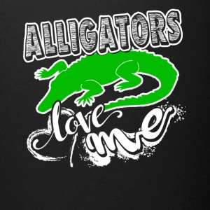 Alligator Love Me Shirt - Full Color Mug