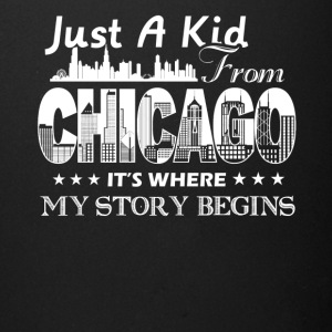 Chicago Shirt - Full Color Mug