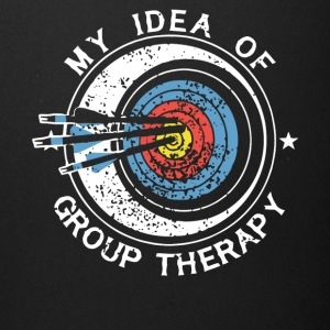 My Idea Of Group Therapy T Shirt - Full Color Mug
