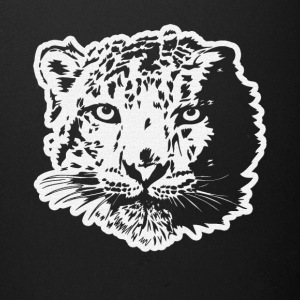 Snow Leopard Shirt - Full Color Mug